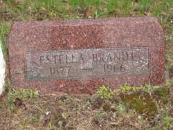 Estella <I>Pratt</I> Brandt