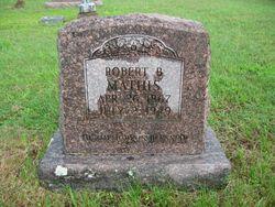 Robert Benjamin Mathis