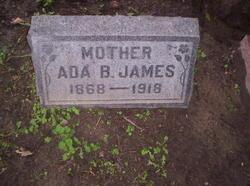 Ada B. <I>McQuitty</I> James