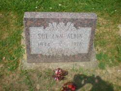 Sue Ann <I>Danley</I> Albin