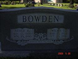 Ather Elmo Bowden