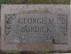 George Mark Burdick