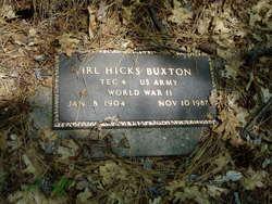 Irl Hicks Buxton