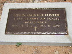 Edwin Harold Foster