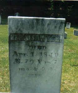 Ezra Sawyer