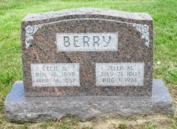 Zella Mae <I>Casebeer</I> Berry