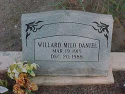 Willard Milo Daniel