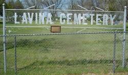Lavina Cemetery