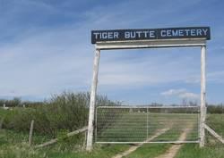 Tiger Butte Cemetery