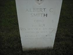 Albert C Smith
