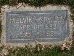 Melvin Henry Sowles