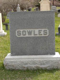 Melvin B Sowles