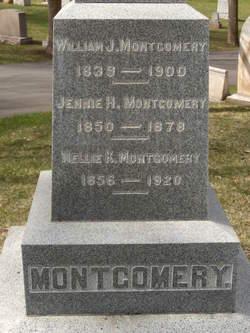 Nellie K Montgomery