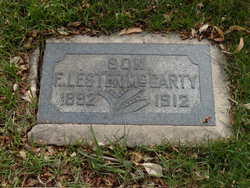 Earl Lester Mccarty