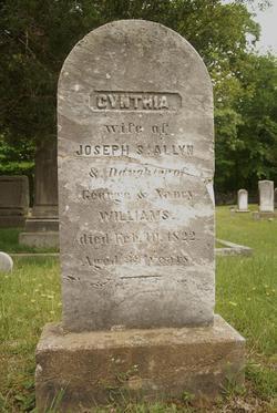 Cynthia <I>Williams</I> Allyn