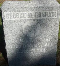 George Milton Dunham