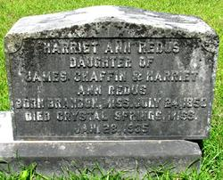 Harriet Ann Redus