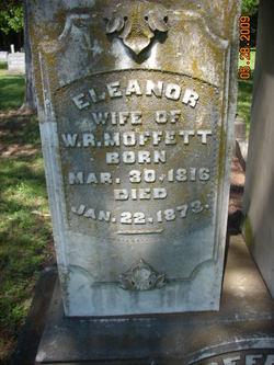 Eleanor <I>Ringo</I> Moffett
