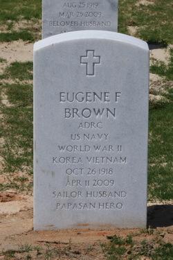 Eugene Fuller Gene Brown, II