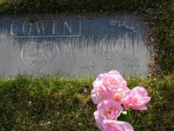 "Mrs Cleo Juanita ""Sis"" <I>May</I> Cowen"