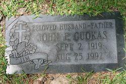 John Edwin Guokas