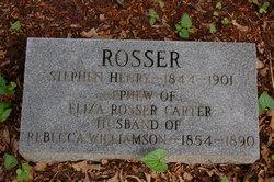 Stephen Henry Rosser