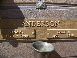Lars A Anderson