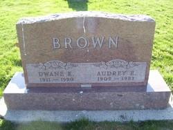 Audrey E. Brown