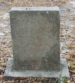 Mary H. <I>Mash</I> Gwaltney