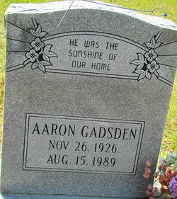 Aaron Gadsden
