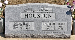 "Theodore Roosevelt ""Teddy"" Houston"