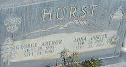 Abelona <I>Porter</I> Hurst