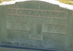 George Arthur Hurst