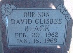David Clisbee Black
