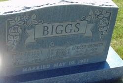 Ernest Oldham Biggs