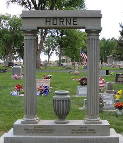 Phyllis Halladay Horne