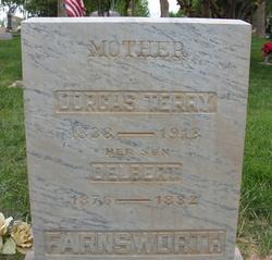 Dorcas <I>Terry</I> Farnsworth