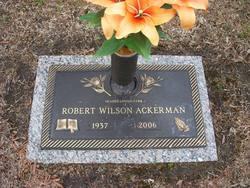 Robert Wilson Ackerman