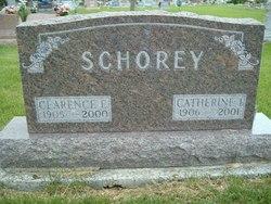 Catherine Irene <I>Stahl</I> Schorey