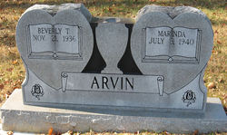 Beverly T. Arvin