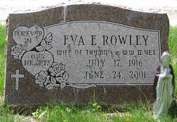 Eva Edna <I>Pemberton</I> Rowley
