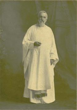 Rev James Junius Vaulx