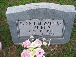 Bonnie Mae <I>Moore</I> Faubus