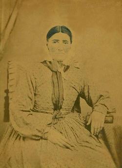 Sarah Elizabeth <I>Gantt</I> Strickland