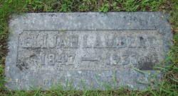 Elijah H. Lambert