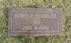 Harry Porter Reynolds