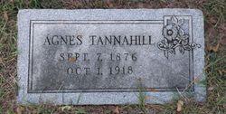 Agnes Tannahill