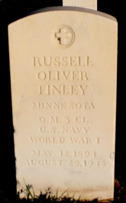 Russell Oliver Finley