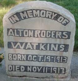 Alton Rogers Watkins
