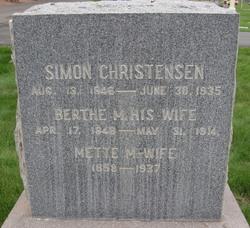 Metta M Christensen